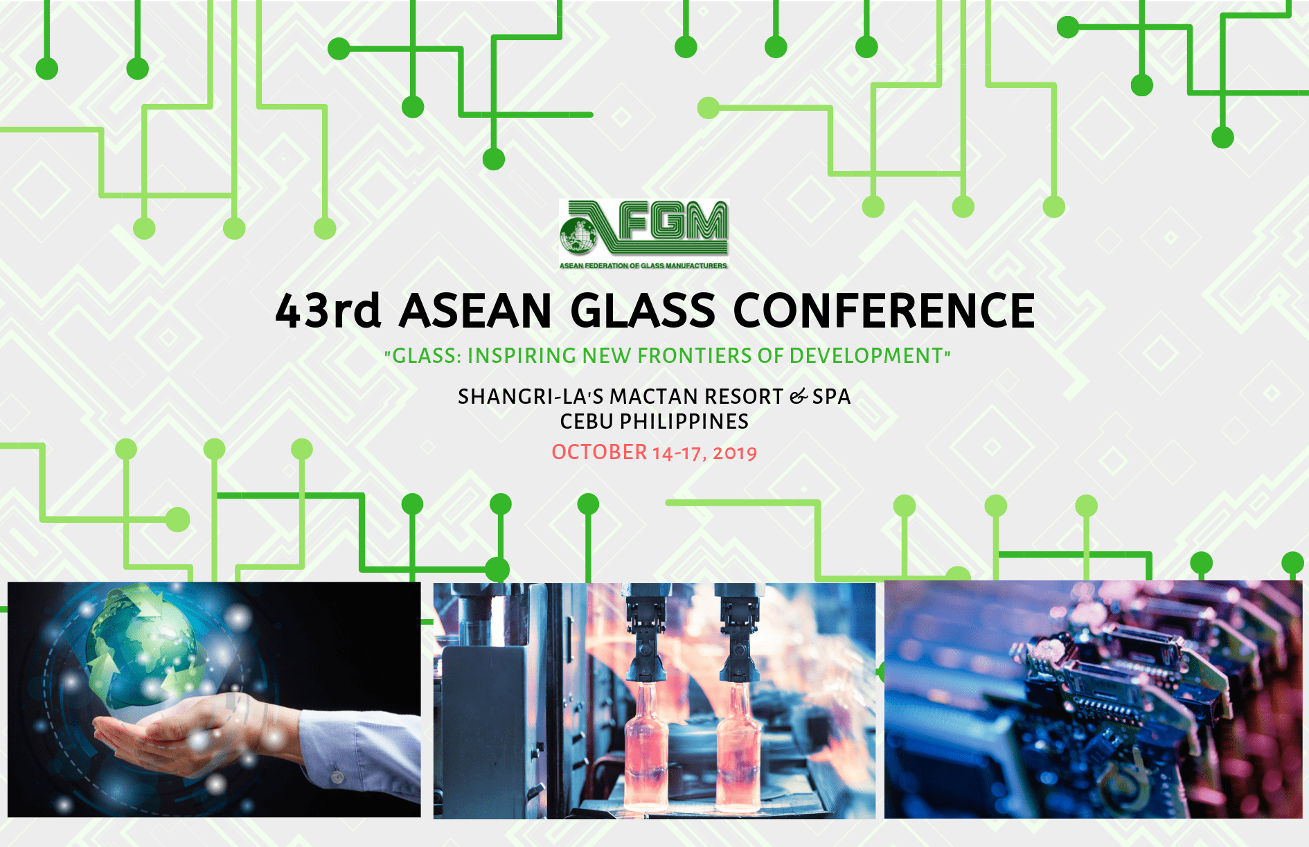 43rd ASEAN GLASS CONFERENCE